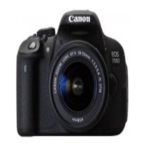 Canon EOS 700D DSLR 18MP Camera with 18 55mm Lens