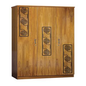 CBDP045WDBO028 OTOBI Three Doors Cupboard