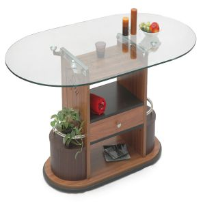 TDDP043LBBI020 OTOBI Six Seat Dining Table