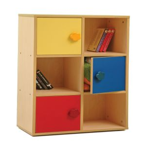 BCCK005LBBB099 OTOBI Baby Book Shelf