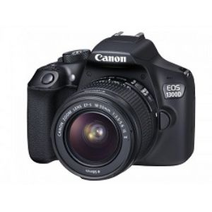 Canon EOS 1300D DSLR 18.0 MP Built in Wi Fi With 18 55mm Lens