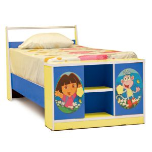 BSDK005LBBD008 OTOBI Baby  Single Bed