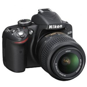 Nikon D3200 DSLR 24.2 MP With 18 55mm Lens