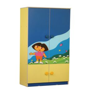 CBDK003LBBD008 OTOBI Baby Two Doors Cupboard