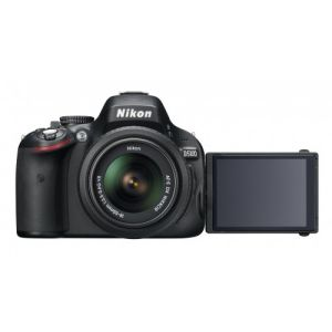 Nikon D5200 DSLR 24.1 MP With 18 55mm Lens