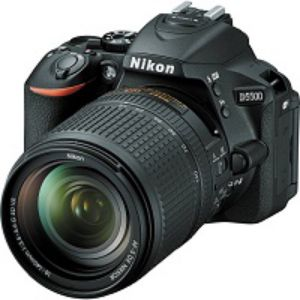 Nikon D5500 DSLR 24.2 MP Touch LCD With 18 55mm Lens