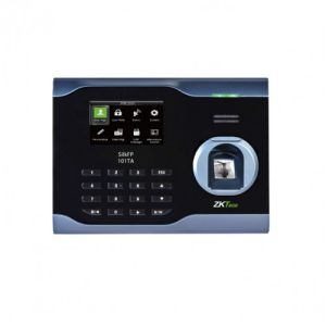 ZKTeco SilkFP 101TA Fingerprint Time Attendance Terminal with Adapter