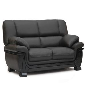 SDCP031LEAR001 OTOBI Double Seated Sofa