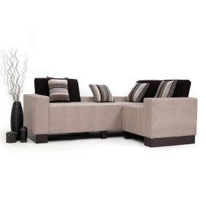 SLCP008FFAR217 OTOBI L Shaped Sofa