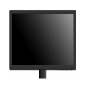 Hikvision 18.5 Inch HD LED PC Monitor DS D5019QE B