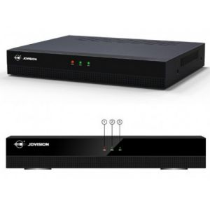 Jovision JVS D7908 HV Full HD 1080p 08 Chanel DVR
