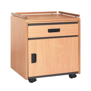 HKSP027LBAA002 OTOBI Hospital  Bed Side Cabinet