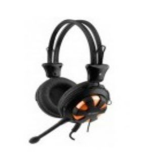 A4Tech HS 28 Flexible Mic Clear and Crisp Sound Headphone