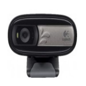 Logitech C170 Fluid Crystal 5MP Photo 1024x768 Video Webcam