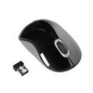 Targus W063 Blue Trace Wireless and USB Mini Optical Mouse