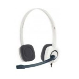 Logitech H150 Stereo Sound Rotating Adjustable Headphone