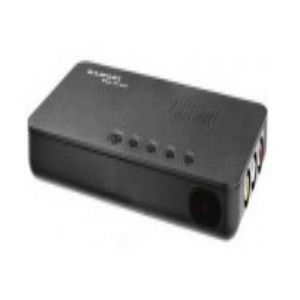 Gadmei External TV Tuner Card HD Picture Stereo Sound 3860E