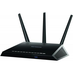 NETGEAR WIRELESS R7000 AC1900 Mbps Dual Band Nighthawk Gigabit Router