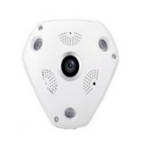 3D VR 360 Wireless Panoramic IP CC Camera IPC 360JK