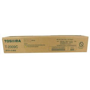 Toshiba Genuine Photocopier Toner Cartridge T2309C Black Color