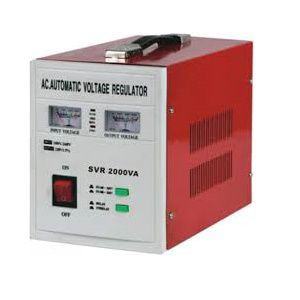 Servo AVR 2000VA Automatic Voltage Regulator