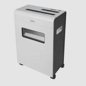 Deli 9918 20 Sheet 30L Capacity Paper Shredder Machine