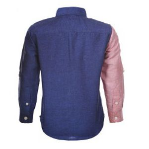 BOYS COTTON LONG SLEEVE SHIRT