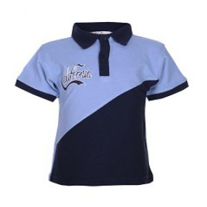 BOYS COTTON SHORT SLEEVE POLO