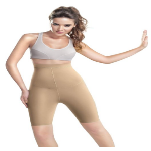 Shotorong Cotton Dermawear Hip Corset : Cream