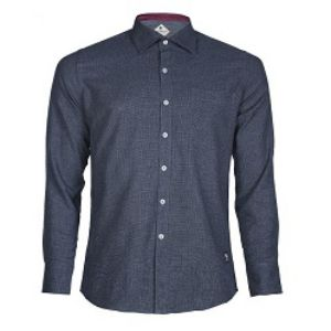 ASE LINEN FORMAL LONG SLEEVE SHIRT