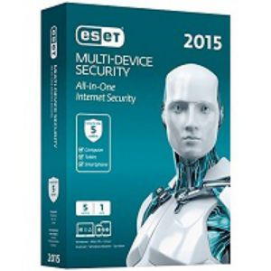 ESET Multi Device Security Pack for 5 User