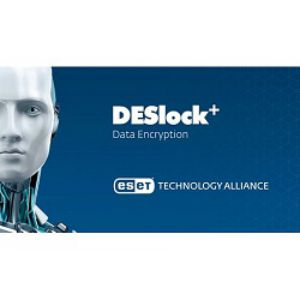 DESlock and Data 256 bit AES Encryption (Volume up to 1 to 24)