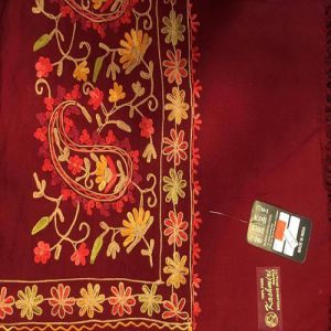 CODE : KS1040A | Kashmiri Shawl