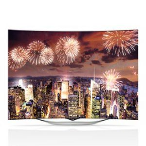 LG 55 Inch EC930T SMART 3D Carved OLED TV