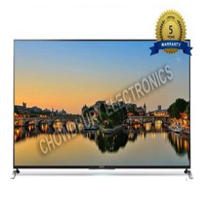65 inch Sony Bravia X9000C 3D 4K Android TV
