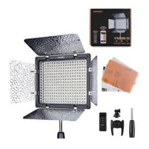 YONGNUO YN300III Pro Led Video Light
