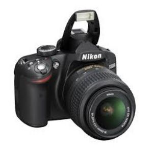 Nikon D3200 DSLR Camera With 18 55mm