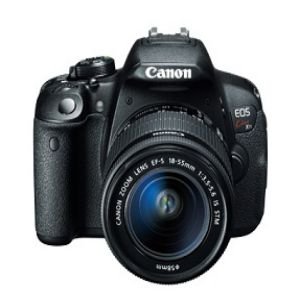 CANON EOS KISS X7i DSLR Camera