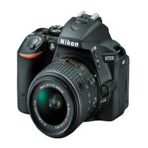 Nikon D5500 DSLR Camera With 18 55mm