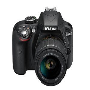 Nikon D3300 DSLR Camera With Lens