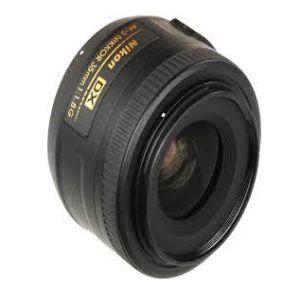 Nikon 50 35mm G Lens F 1.8