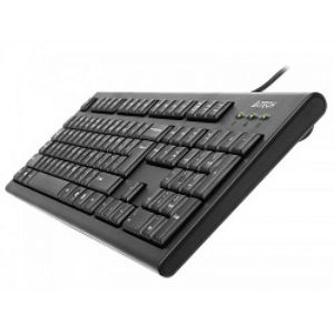 A4 TECH KR 85 Comfort Round edge Keyboard