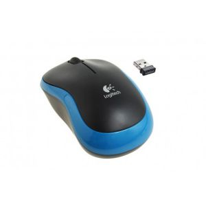 Logitech M 185 Wireless Nano Receiver Mouse