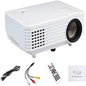 1080P Lumens LED rd 805 Projector