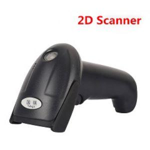 QR 2D barcode scanner