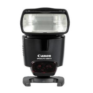 Canon Speedlite 430EX II DSLR Camera Flash