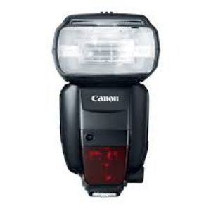 Canon Speedlite 600EX RT DSLR Camera Flash