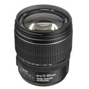 Canon EFS 15 85mm IS DSLR Lens