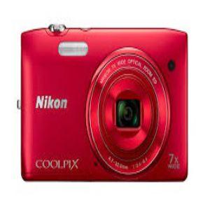 Nikon Coolpix S3400 Digital Camera