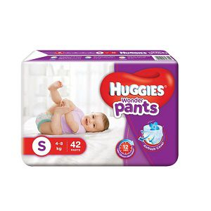 4 to 8 Kg Huggies Pant Diaper